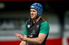 Leinster include four U20 Grand Slam winners in youthful 'A' squad