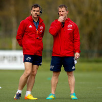 Futures of coaches Jones and Flannery next on Munster's agenda after Van Graan extension