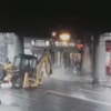 Irish Rail releases CCTV footage of moment truck crashes into Amiens Street bridge