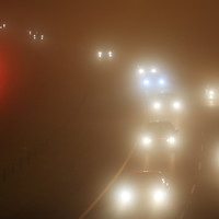 Status Orange fog warning issued for 18 counties around the country