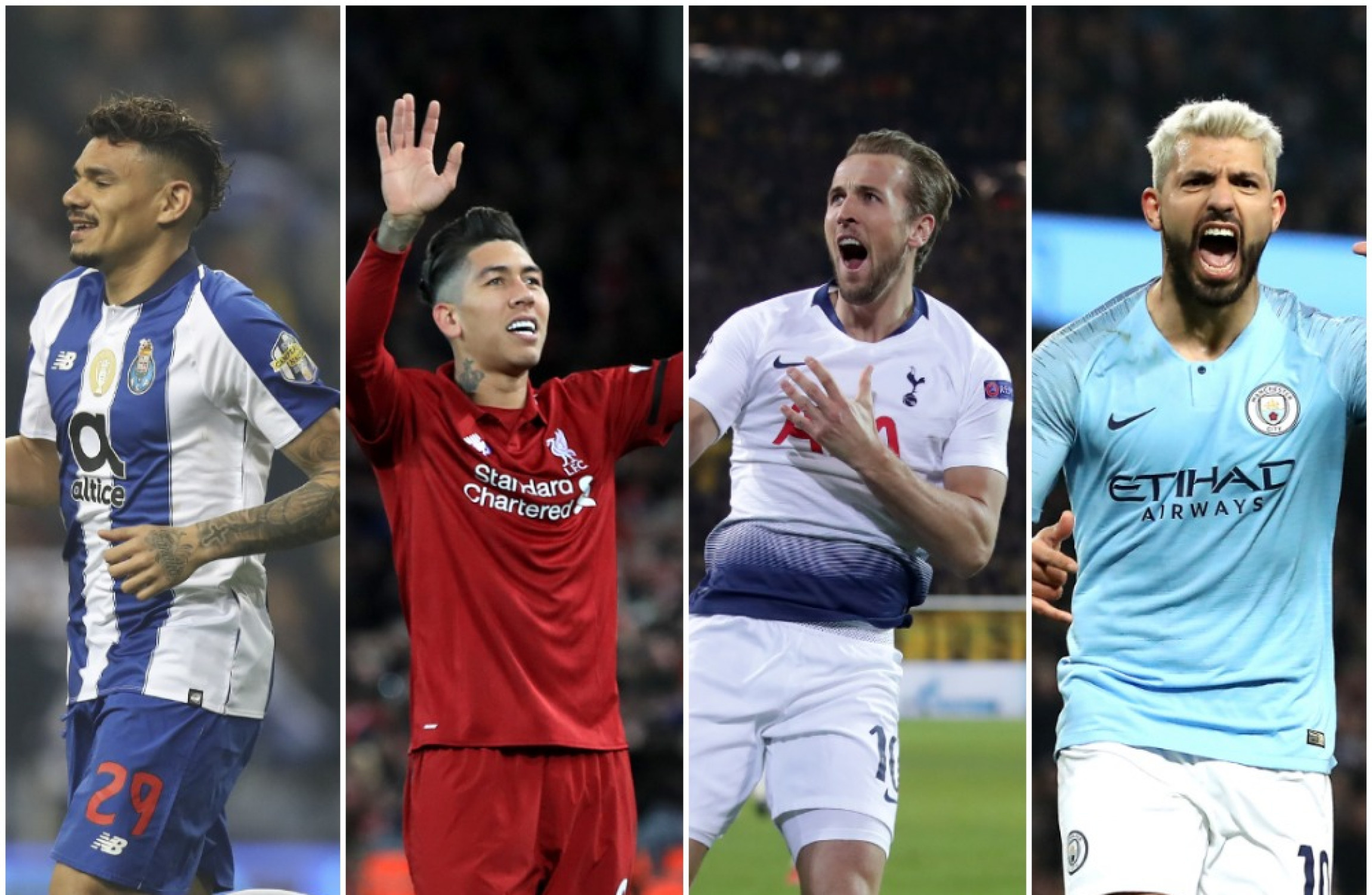 It's a massive European night for Porto Liverpool Tottenham and Manchester City.                     Image PA
