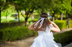 Am I being a bad parent... by forcing my daughter to wear a dress for her First Communion?