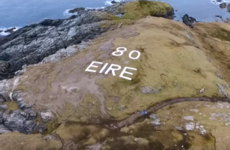 Double Take: The handmade stone sign in Donegal that helped WWII pilots find their way