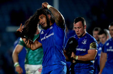 'He's starting to get used to the Leinster way' - Joe Tomane finding his feet
