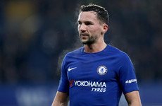 Chelsea midfielder charged with drink driving after 'one-vehicle incident'