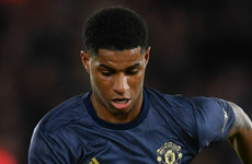 Rashford back to boost United but Bailly, Herrera and Matic all missing ahead of Barca tie