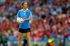 Season 16, and Dublin star Aherne is enjoying life in the fast lane more than ever