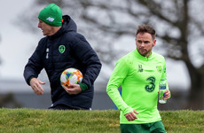 McCarthy assures Judge that League One football won't harm his Ireland hopes