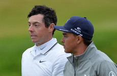Rory McIlroy paired with Ricky Fowler and Cameron Smith for opening Masters rounds