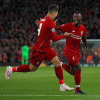 Keita and Firmino help Liverpool see off Porto in Champions League quarter-final first leg