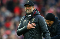 Klopp expecting 'intense' second leg against Porto