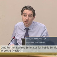 Simon Harris stands over his decision to offer repeat smear tests, despite being warned about delays
