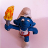 Smurf-tacular: Sales of Olympic torches heat up on eBay after £153,000 sale
