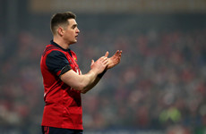 'I'm heartbroken' - Munster wing Ronan O'Mahony forced to retire aged 29