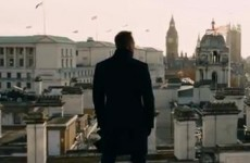 VIDEO: The official trailer for latest Bond film
