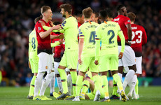 Player ratings: How did Man United and Barcelona fare?