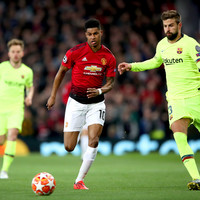 As it happened: Man United v Barcelona, Champions League quarter-final