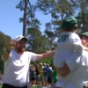 Shane Lowry hits early hole-in-one in the Par 3 contest at the Masters