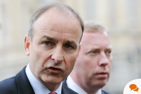 Micheál Martin: Politicians need to set aside their differences to tackle youth unemployment