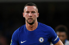 Danny Drinkwater told he has no future at Chelsea