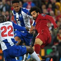 Salah could have broken Danilo's leg - Porto president