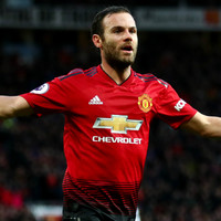 Juan Mata's Man United future in doubt