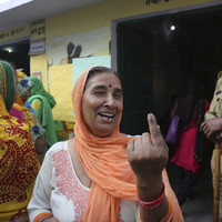 Nearly a billion people expected to vote as Indian election gets underway