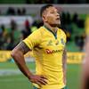 Rugby Australia to sack Israel Folau for 'disrespectful' social media posts