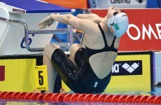 Melanie Nocher breaks Irish 200m Backstroke record and qualifies for European finals