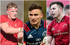 Munster include three academy players for trip to high-flying Benetton