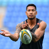 What the hell is Israel Folau doing?