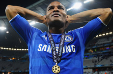 'I didn't know that?' - ex-Chelsea star Malouda finds out he's been sacked by FC Zurich...on Twitter