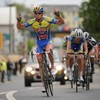 Rás 2012: Lang wins the sprint to Gort