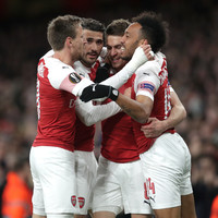 Ramsey strike and Napoli own goal leave Arsenal in control of quarter-final battle