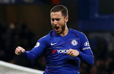 Hazard 'very happy' about Zidane's Real Madrid return