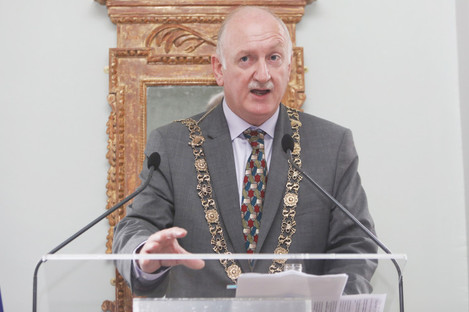 Lord Mayor Nial Ring