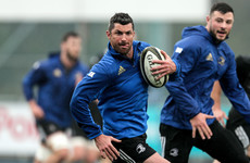 'We're waiting to kick into gear': Leinster up the ante ahead of Toulouse
