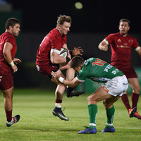 Four-try Munster go top with come-from-behind victory in Treviso thriller