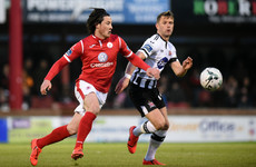 Champions Dundalk beaten again after Sligo come out on top of first-half storm