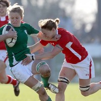 Lightning strikes: Irish Sevens team shock French women to finish on a high