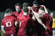 Van Graan pleased with squad depth as under-strength Munster dig in for battling win