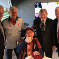 Legends turn out for Sean Cox and more Tweets of the Week