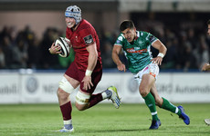 Wycherley doubt for Munster ahead of Champions Cup semi-final