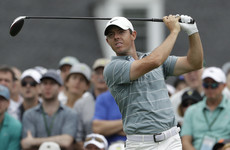 McIlroy left with mountain to climb after stuttering Saturday at Augusta