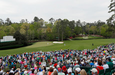 Masters final round brought forward with storms forecast