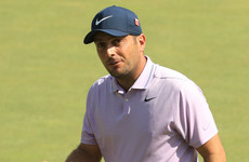 Magnificent Molinari leads Woods, Finau by two at Masters