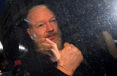 Julian Assange could be extradited to Australia, his father says