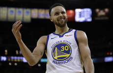 Steph Curry fires Warriors but Sixers, Raptors stunned in playoff openers