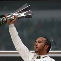 Dominant Lewis Hamilton wins 1,000th race in Mercedes one-two