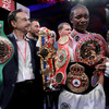 Shields overcomes Hammer to unify middleweight titles, calls out Marshall